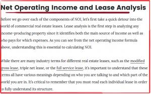 Dc Facwett Real Estate formula 1