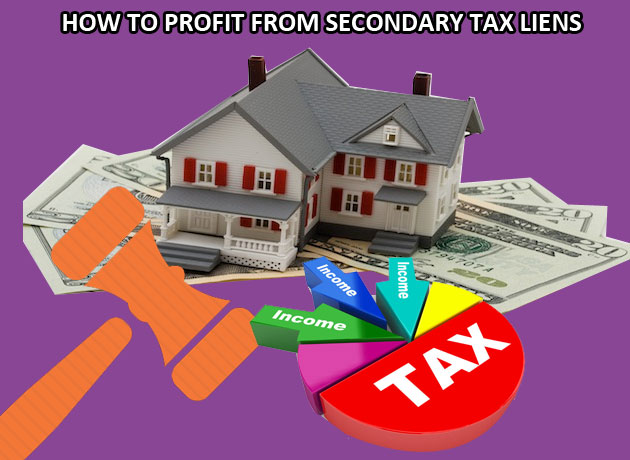 DC Fawcett Reviews about how to profit from secondary tax liens